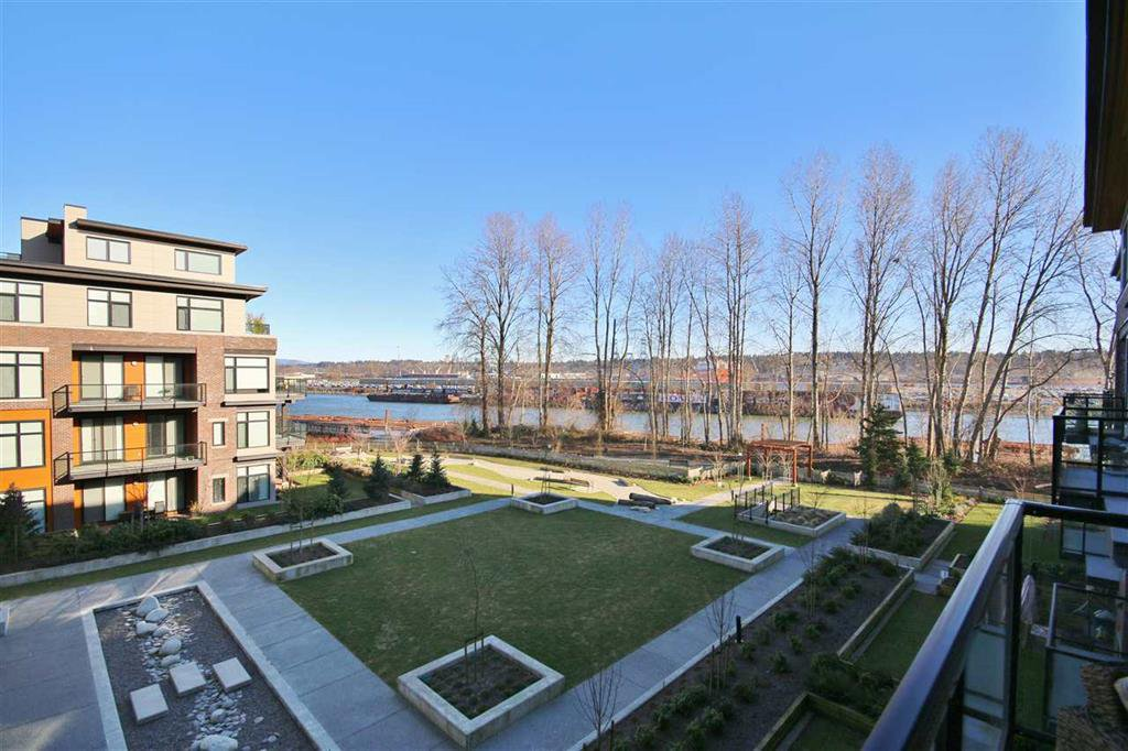 "Main Photo: 308 262 SALTER Street in New Westminster: Queensborough Condo for sale in ""PORTAGE"" : MLS®# R2413494"