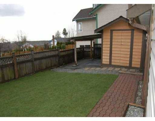 Main Photo: 2548 JASMINE Court in Coquitlam: Summitt View House for sale : MLS®# V633978