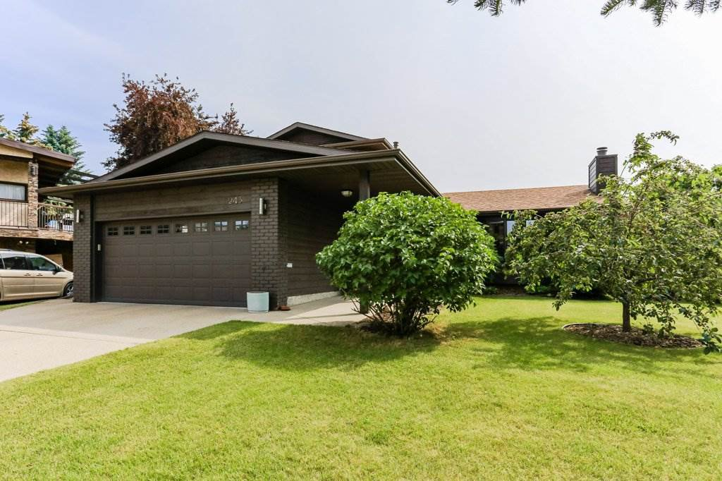 Main Photo: 243 RHATIGAN Road W in Edmonton: Zone 14 House for sale : MLS®# E4192724
