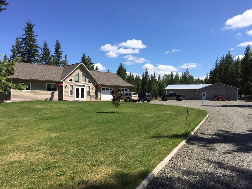 Main Photo: 6091 HORSE LAKE Road: Horse Lake House for sale (100 Mile House (Zone 10))  : MLS®# R2451777
