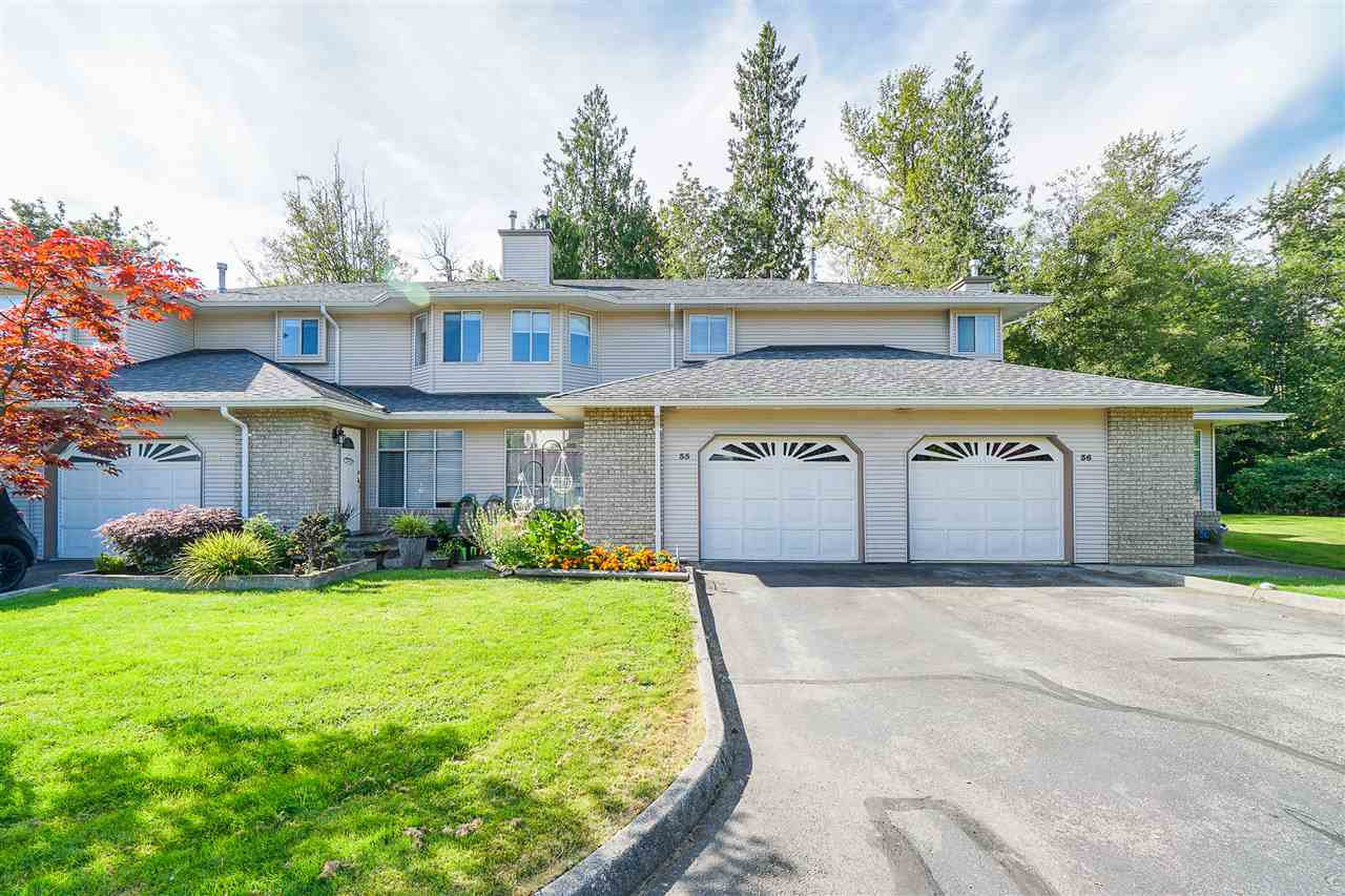 """Main Photo: 35 22900 126 Avenue in Maple Ridge: East Central Townhouse for sale in """"COHO CREEK"""" : MLS®# R2481884"""