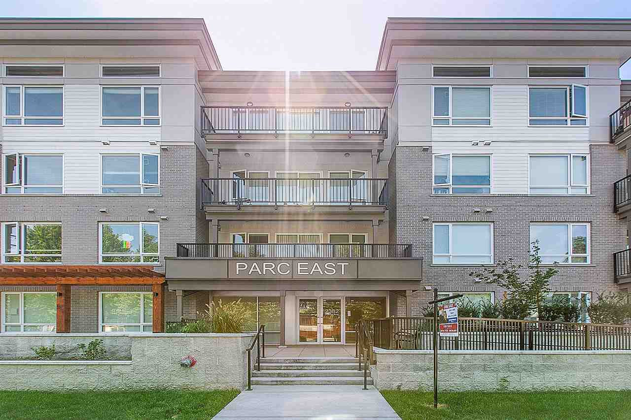 """Main Photo: 114 2382 ATKINS Avenue in Port Coquitlam: Central Pt Coquitlam Condo for sale in """"PARC EAST"""" : MLS®# R2491303"""