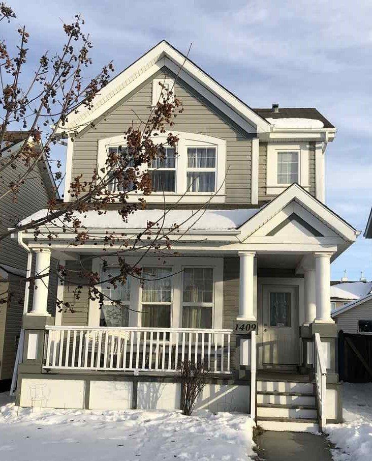 Main Photo: 1409 76 Street in Edmonton: Zone 53 House for sale : MLS®# E4222608
