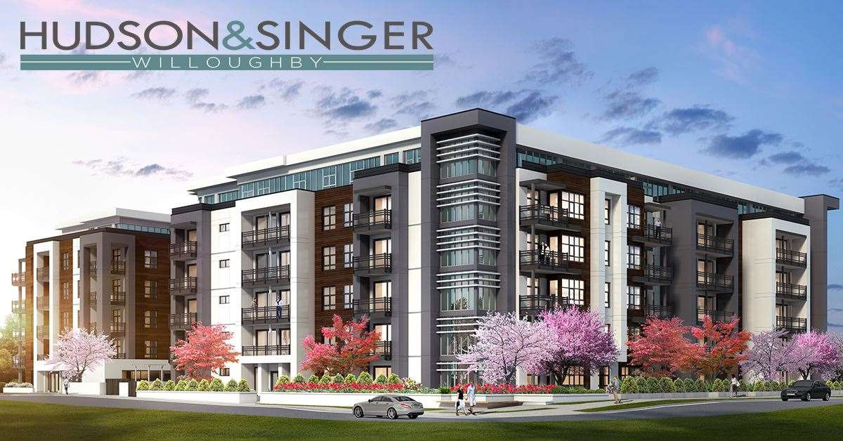 """Main Photo: 508B 20838 78B Avenue in Langley: Willoughby Heights Condo for sale in """"HUDSON & SINGER"""" : MLS®# R2528270"""
