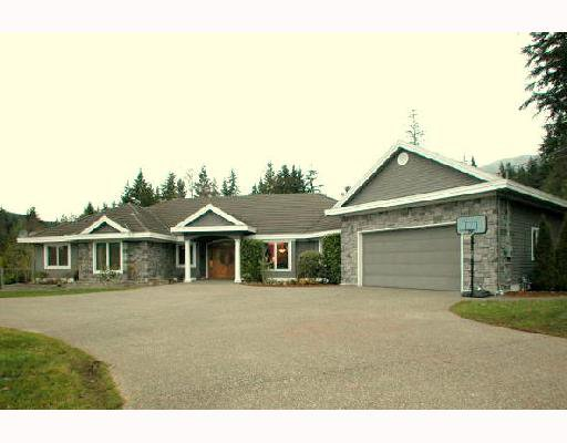 """Main Photo: 815 SPENCE Way: Anmore House for sale in """"ANMORE"""" (Port Moody)  : MLS®# V679322"""