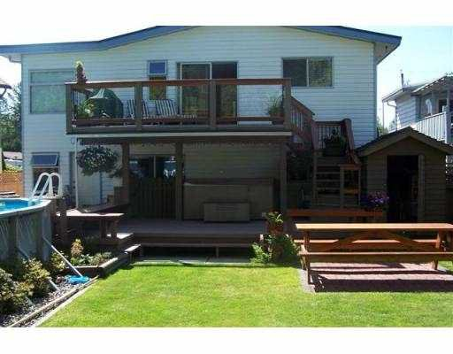 Main Photo: 814 GREENE Street in Coquitlam: Meadow Brook House for sale : MLS®# V680091