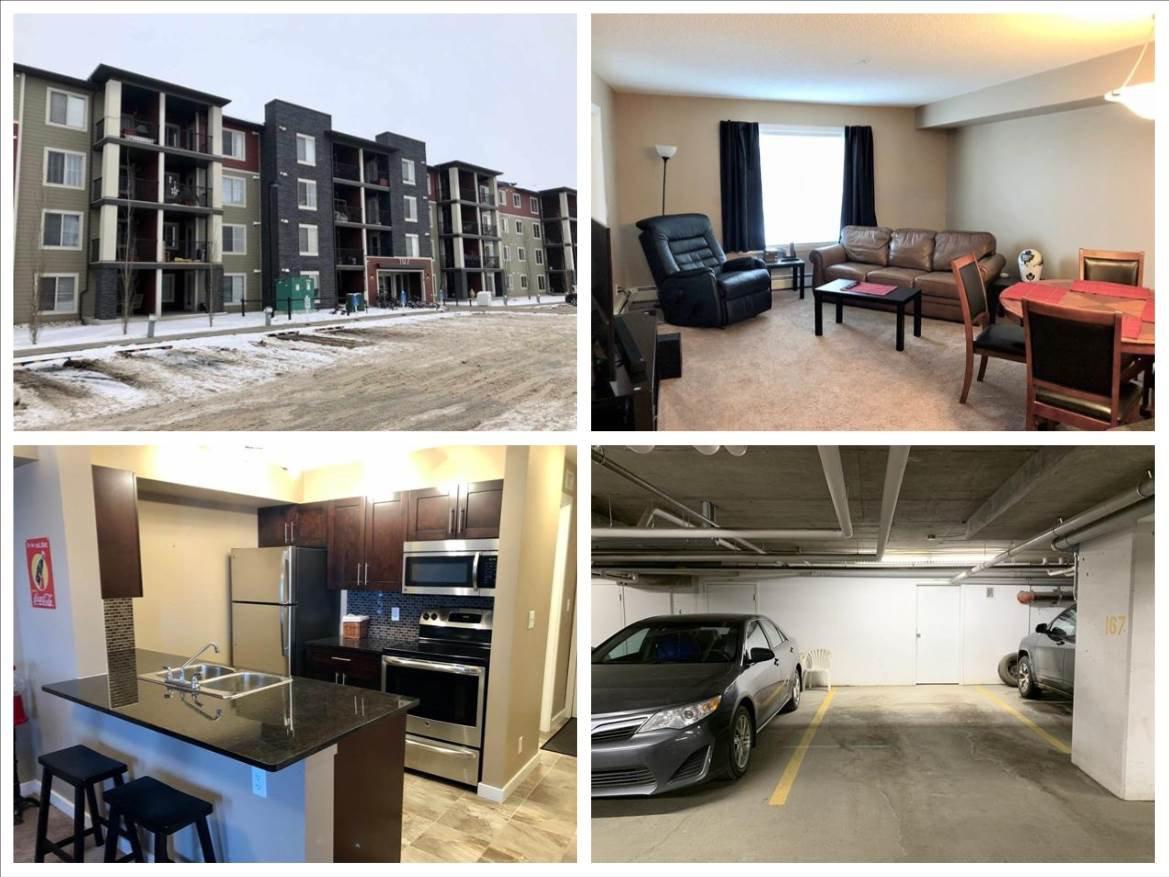 Main Photo: 211 107 WATT Common in Edmonton: Zone 53 Condo for sale : MLS®# E4182590