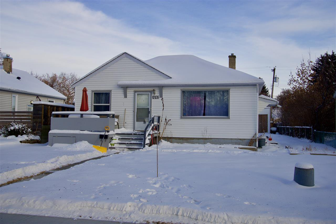 Main Photo: 12135 125 Street in Edmonton: Zone 04 House for sale : MLS®# E4185578