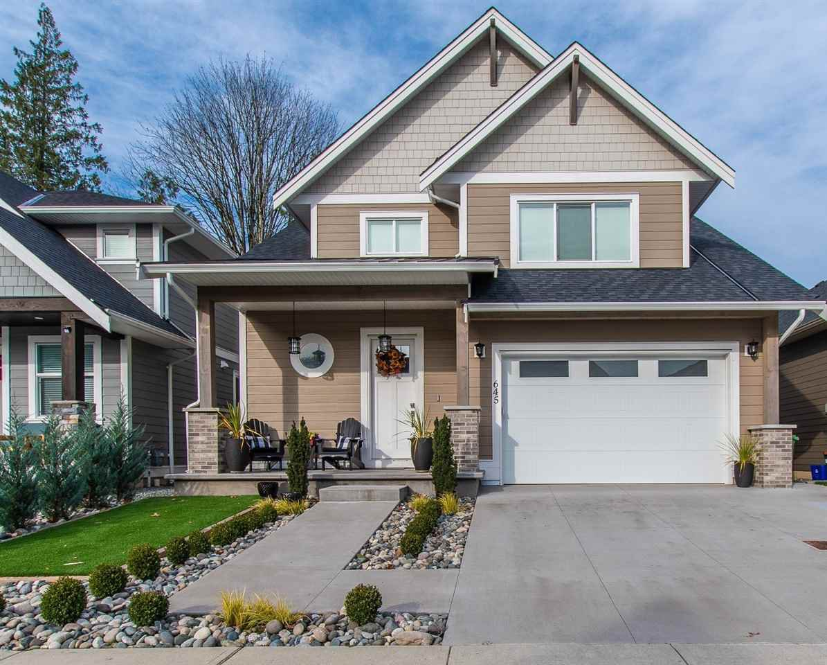 """Main Photo: 645 SCHOONER Place: Harrison Hot Springs House for sale in """"Spinnaker Wynd"""" : MLS®# R2440084"""