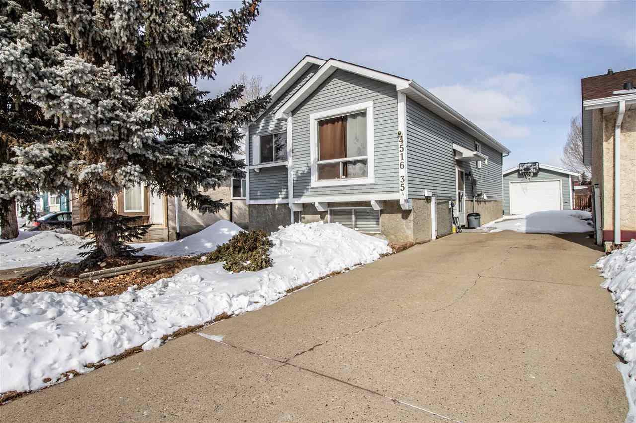 Main Photo: 4516 35A Avenue in Edmonton: Zone 29 House for sale : MLS®# E4191237