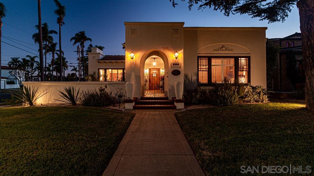 Main Photo: KENSINGTON House for sale : 3 bedrooms : 5000 Westminster Ter in San Diego