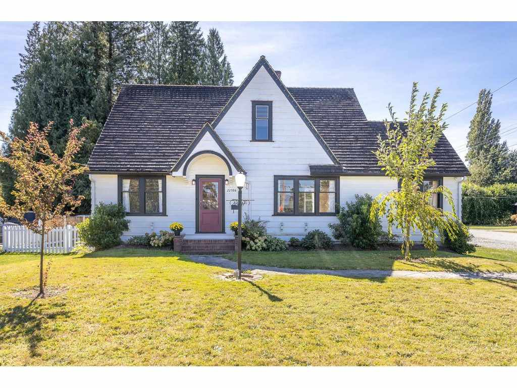 Main Photo: 22106 DEWDNEY TRUNK Road in Maple Ridge: West Central House for sale : MLS®# R2501175