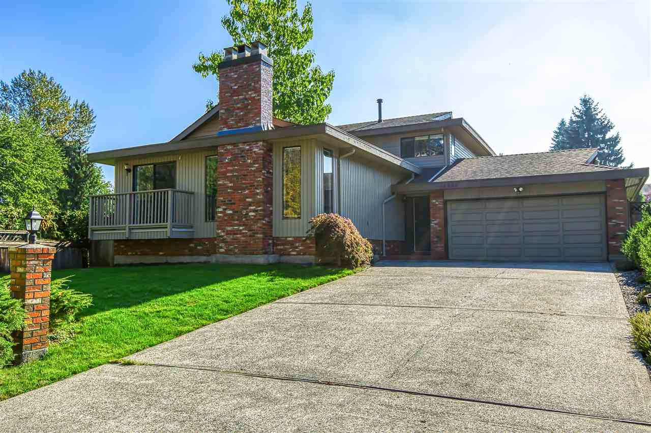 "Main Photo: 14348 CURRIE Drive in Surrey: Bolivar Heights House for sale in ""bolivar heights"" (North Surrey)  : MLS®# R2505095"