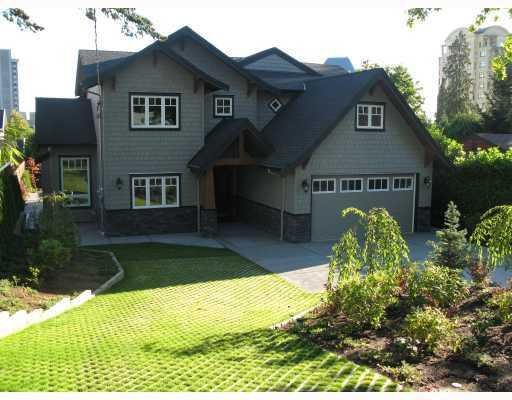 Main Photo: 2248 GORDON AV in West Vancouver: House for sale : MLS®# V787109