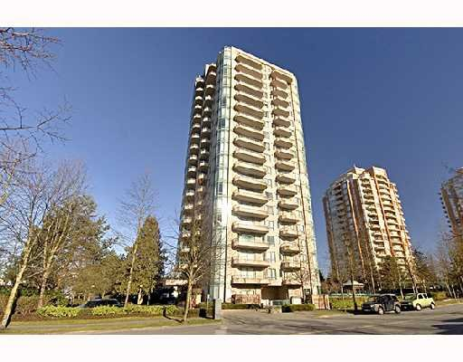 Main Photo: 1503 4603 Hazel Street in Burnaby: Condo for sale : MLS®# V684353
