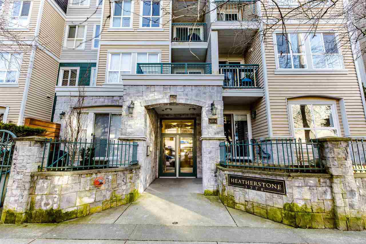 "Main Photo: 106 3278 HEATHER Street in Vancouver: Cambie Condo for sale in ""Heatherstone"" (Vancouver West)  : MLS®# R2435000"