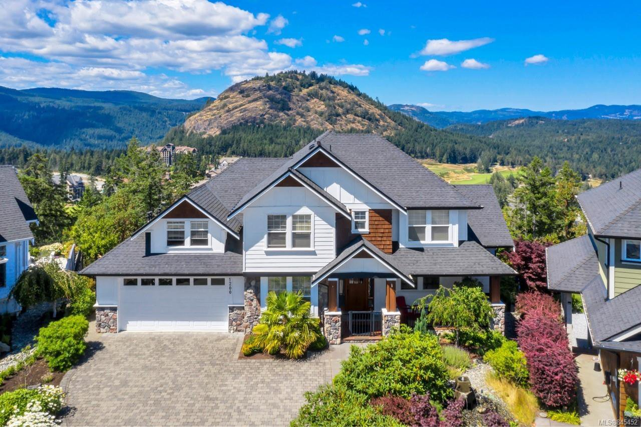 Main Photo: 1200 Natures Gate in : La Bear Mountain House for sale (Langford)  : MLS®# 845452