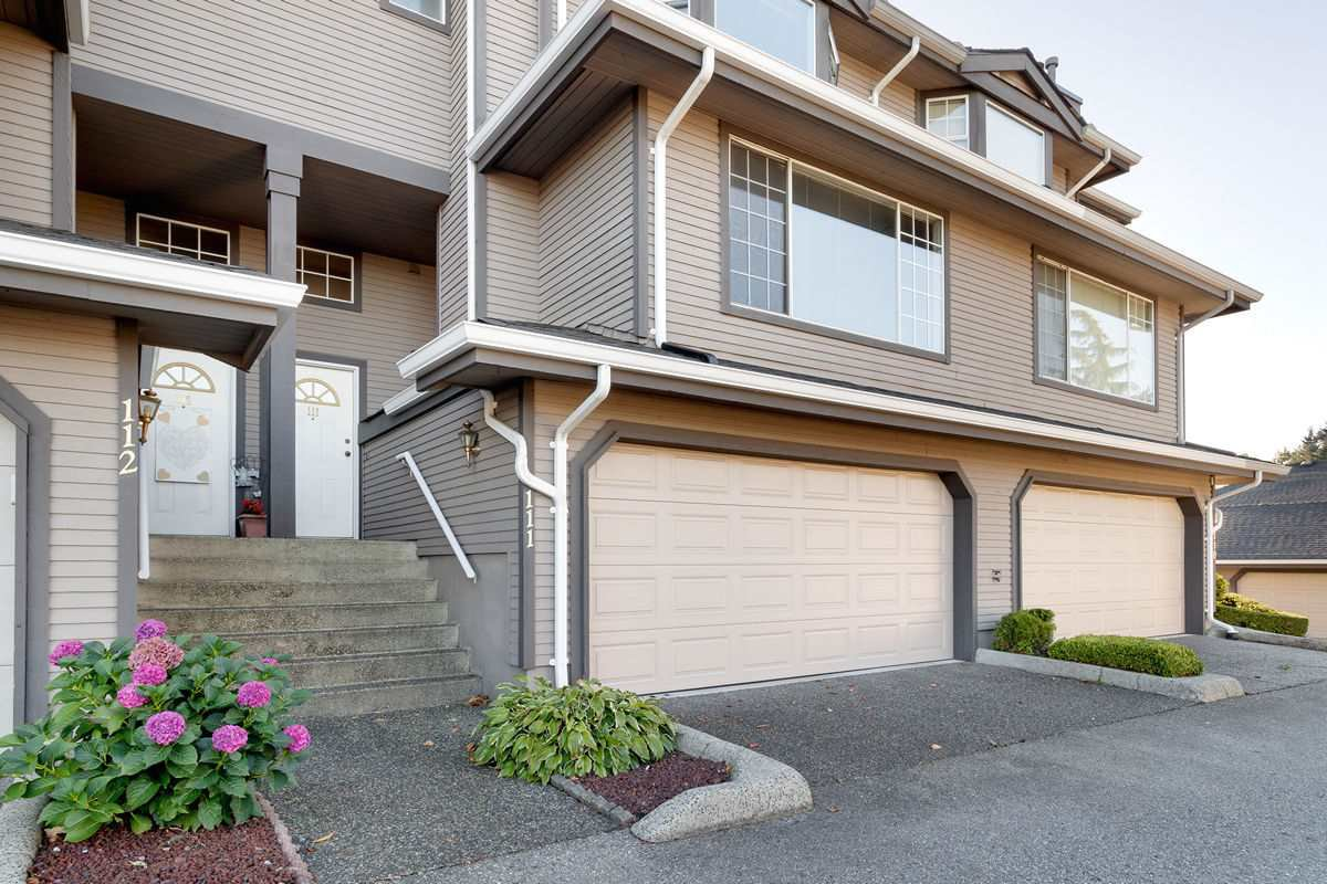 "Main Photo: 111 1140 CASTLE Crescent in Port Coquitlam: Citadel PQ Townhouse for sale in ""UPLANDS"" : MLS®# R2507981"