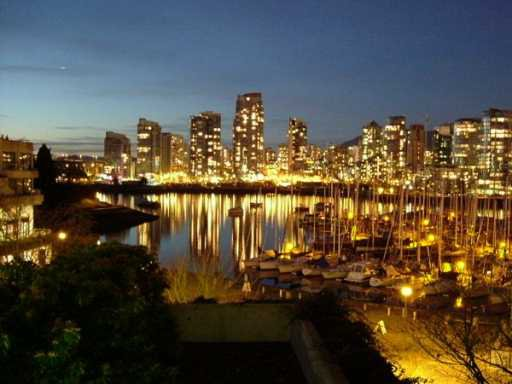 """Main Photo: 327 666 LEG IN BOOT SQ in Vancouver: False Creek Condo for sale in """"LEG IN BOOT SQUARE"""" (Vancouver West)  : MLS®# V581611"""
