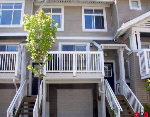 "Main Photo: 78 7179 201ST ST in Langley: Willoughby Heights Townhouse for sale in ""Denim"" : MLS®# F2610354"