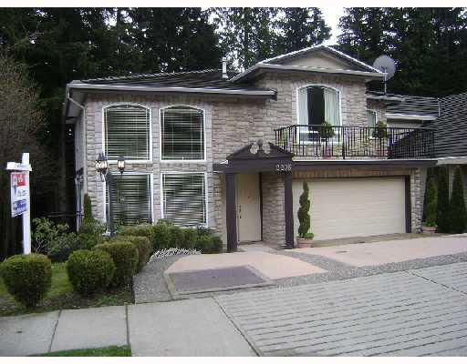 Main Photo: 2295 PARKWAY Boulevard in Coquitlam: Westwood Plateau House for sale : MLS®# V704143