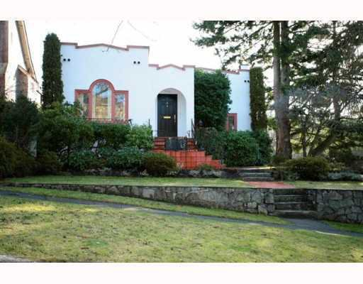 Main Photo: 3996 W 22ND Ave in Vancouver: Dunbar House for sale (Vancouver West)  : MLS®# V633006