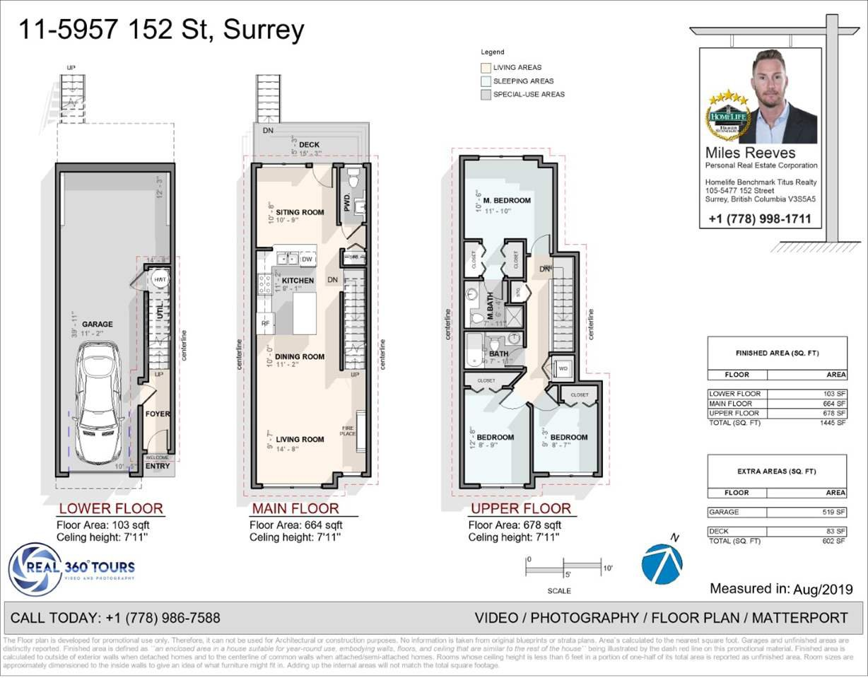 Main Photo: 11 5957 152 Street in Surrey: Sullivan Station Townhouse for sale : MLS®# R2406579