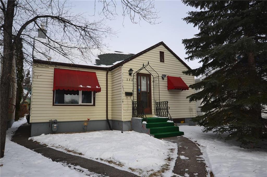 Main Photo: 245 Dumoulin Street in Winnipeg: St Boniface Residential for sale (2A)  : MLS®# 202000469