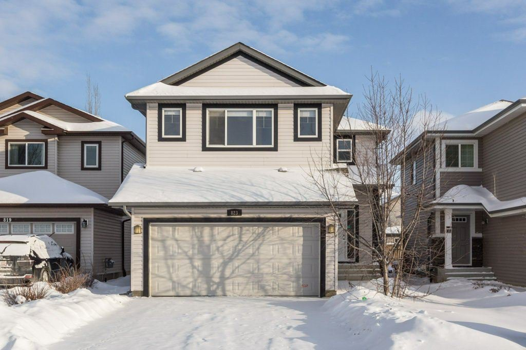 Main Photo: 823 173 Street in Edmonton: Zone 56 House for sale : MLS®# E4184132