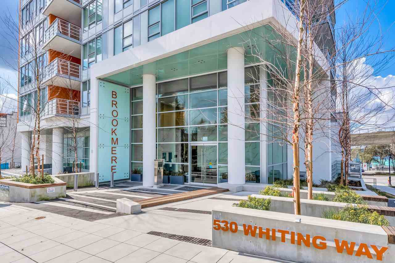 Main Photo: 809 530 WHITING Way in Coquitlam: Coquitlam West Condo for sale : MLS®# R2447313