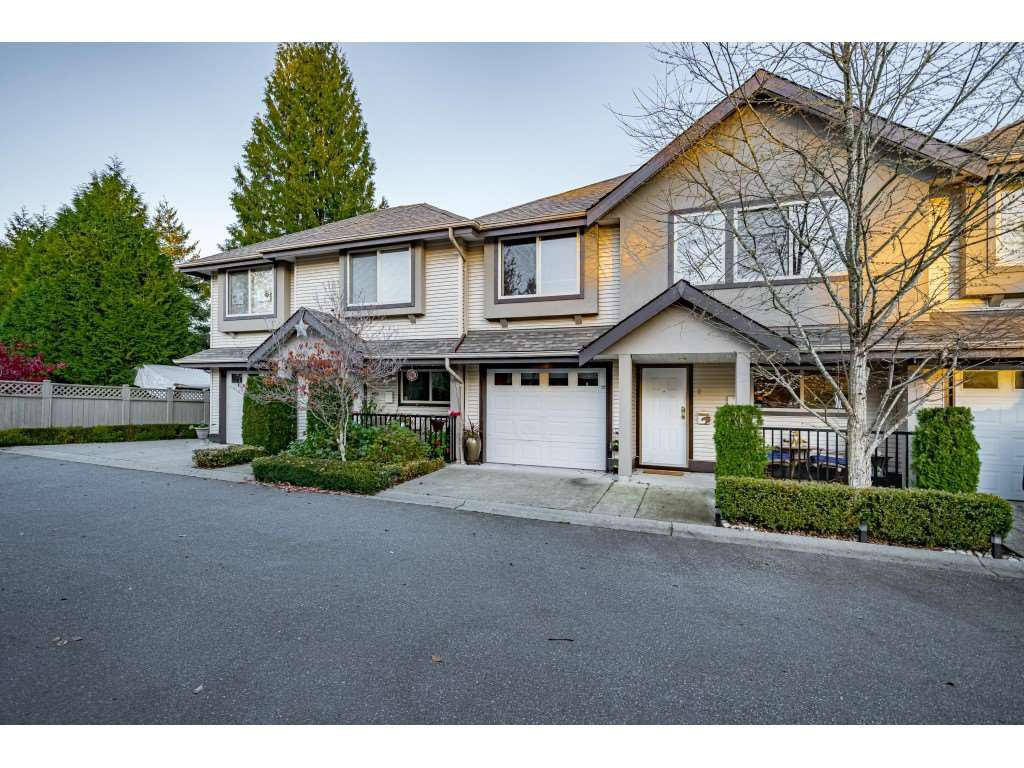 Main Photo: 8 11860 210 Street in Maple Ridge: West Central Townhouse for sale : MLS®# R2515660