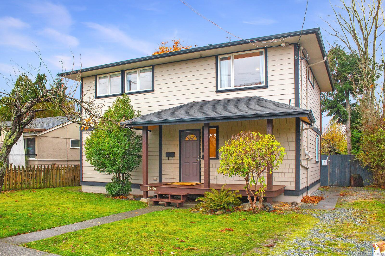 Main Photo: 1736 Foul Bay Rd in : Vi Jubilee House for sale (Victoria)  : MLS®# 860818