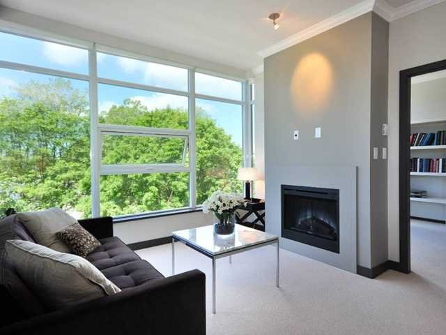 """Main Photo: # 501 1088 W 14TH AV in Vancouver: Fairview VW Condo for sale in """"COCO on Spruce"""" (Vancouver West)  : MLS®# V840597"""