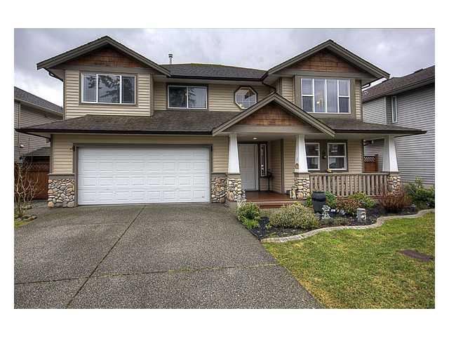 Main Photo: 23766 115A AV in Maple Ridge: Cottonwood MR House for sale : MLS®# V868444