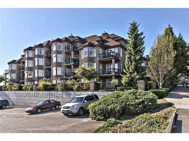 "Main Photo: # 303 580 12TH ST in New Westminster: Uptown NW Condo for sale in ""THE REGENCY"" : MLS®# V912758"