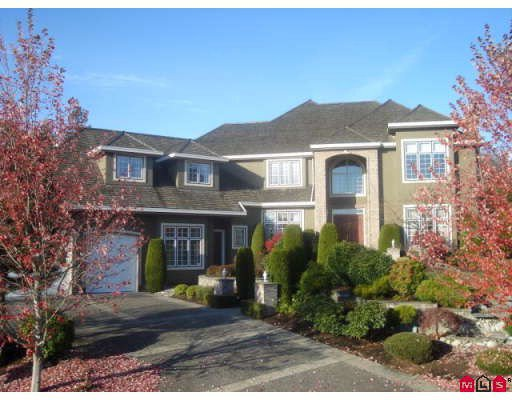 Main Photo: 34901 PANORAMA Drive in Abbotsford: Abbotsford East House for sale : MLS®# F2727154