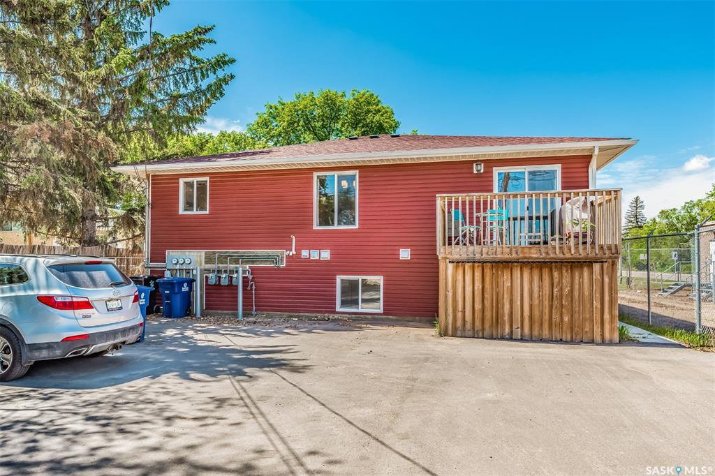 Main Photo: 3 602 G Avenue South in Saskatoon: King George Residential for sale : MLS®# SK813090