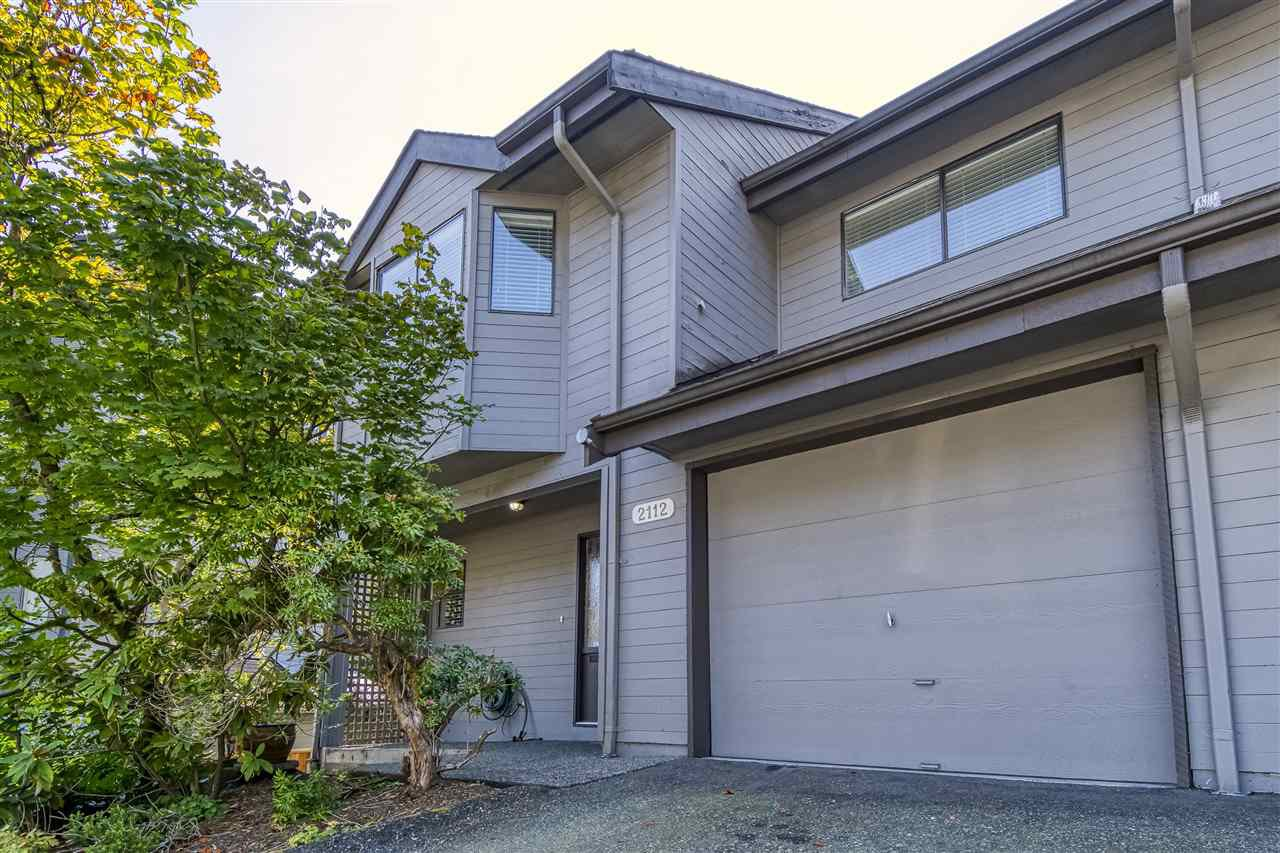 """Main Photo: 2112 PANORAMA Drive in North Vancouver: Deep Cove Townhouse for sale in """"COVE GARDENS"""" : MLS®# R2495254"""