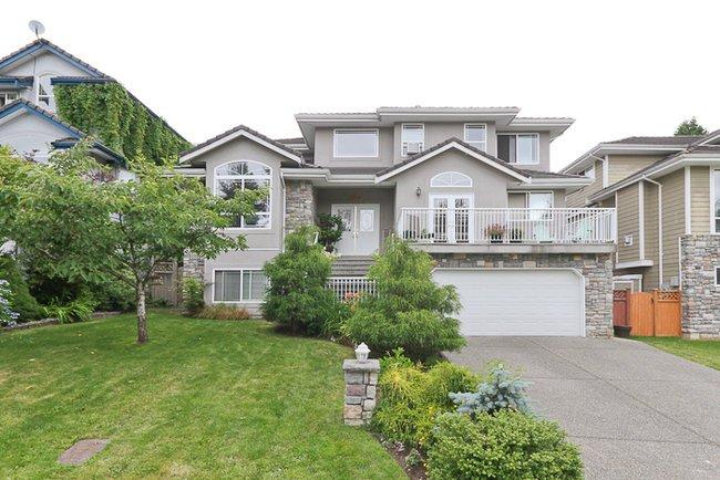 Main Photo: 20945 Golf Lane in Golf Lane Estates: Home for sale : MLS®# V1008760
