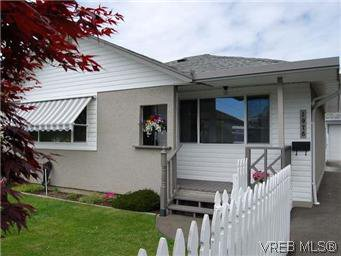 Main Photo: 1978 Carnarvon Street in VICTORIA: SE Camosun Single Family Detached for sale (Saanich East)  : MLS®# 294994