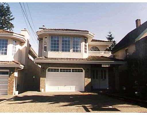 Main Photo: 6616 RANDOLPH Avenue in Burnaby: Upper Deer Lake House for sale (Burnaby South)  : MLS®# V659745