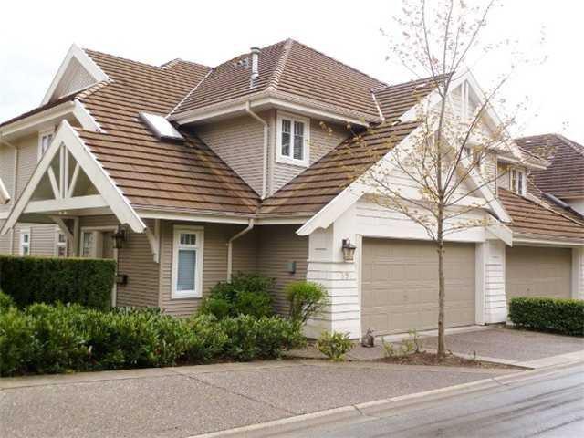 Main Photo: 39 3405 Plateau Boulevard in Coquitlam: Westwood Plateau Condo for sale : MLS®# V889267