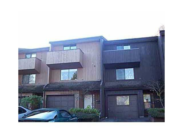 "Main Photo: # 7 2980 MARINER WY in Coquitlam: Ranch Park Townhouse for sale in ""MARINER MEWS"" : MLS®# V923209"