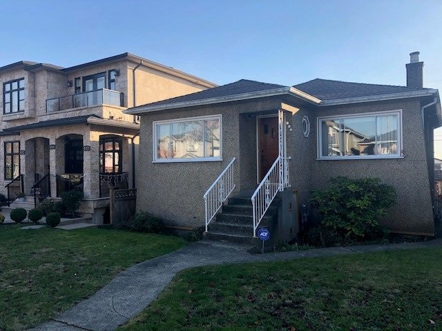 Main Photo: 926 E 58TH Avenue in Vancouver: South Vancouver House for sale (Vancouver East)  : MLS®# R2418324