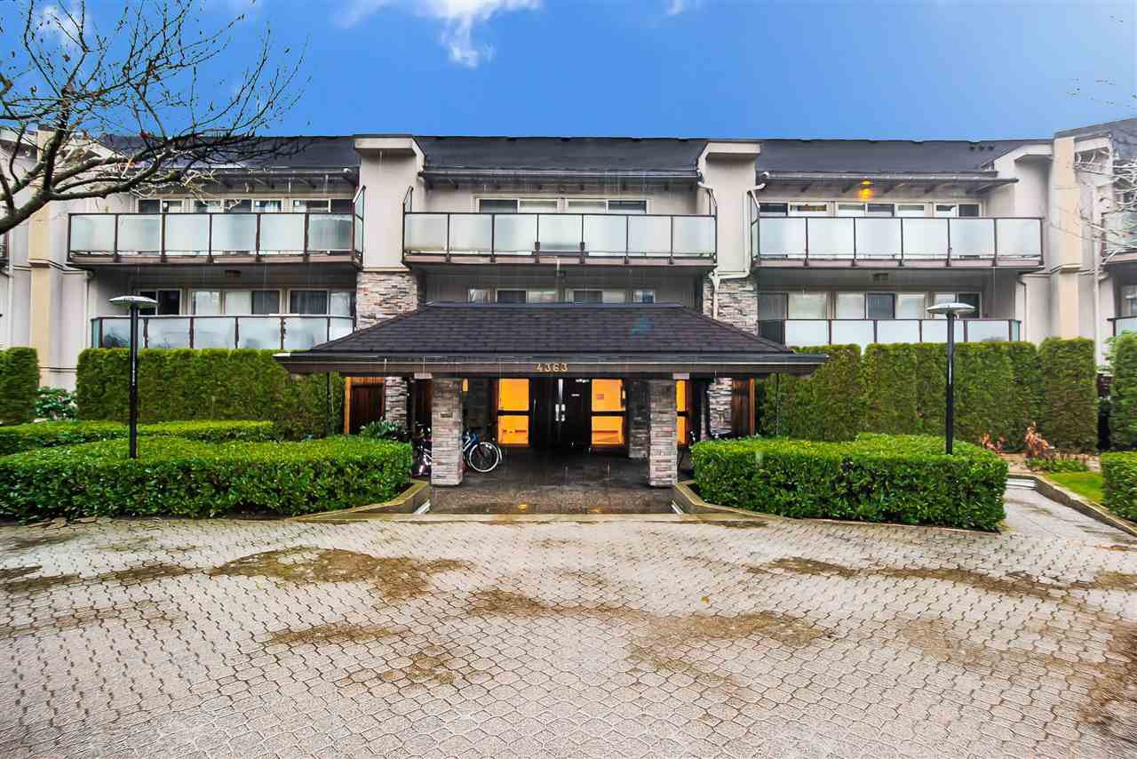 Main Photo: 108 4363 HALIFAX Street in Burnaby: Brentwood Park Condo for sale (Burnaby North)  : MLS®# R2432683