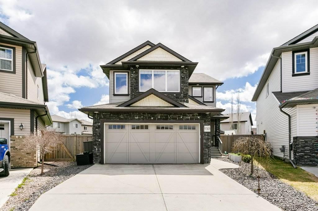 Main Photo: 17323 8 Avenue in Edmonton: Zone 56 House for sale : MLS®# E4188656