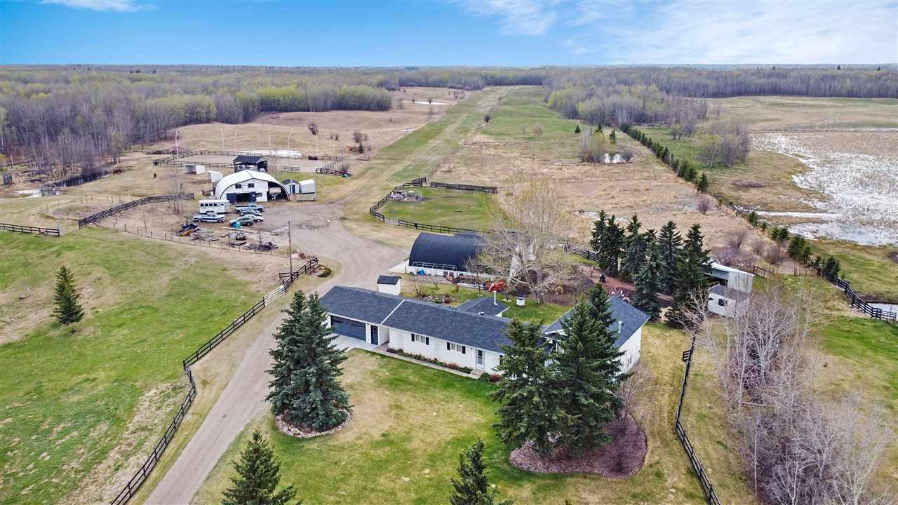 Main Photo: 51238 RGE RD 221: Rural Strathcona County House for sale : MLS®# E4196690