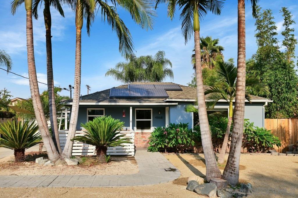 Main Photo: LA MESA House for sale : 4 bedrooms : 4868 Benton Way