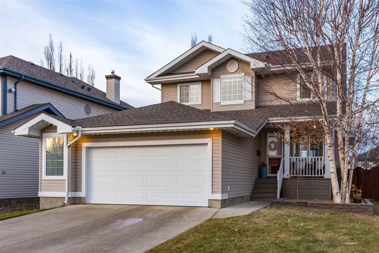 Main Photo: 59 Dunfield Crescent: St. Albert House for sale : MLS®# E4219977