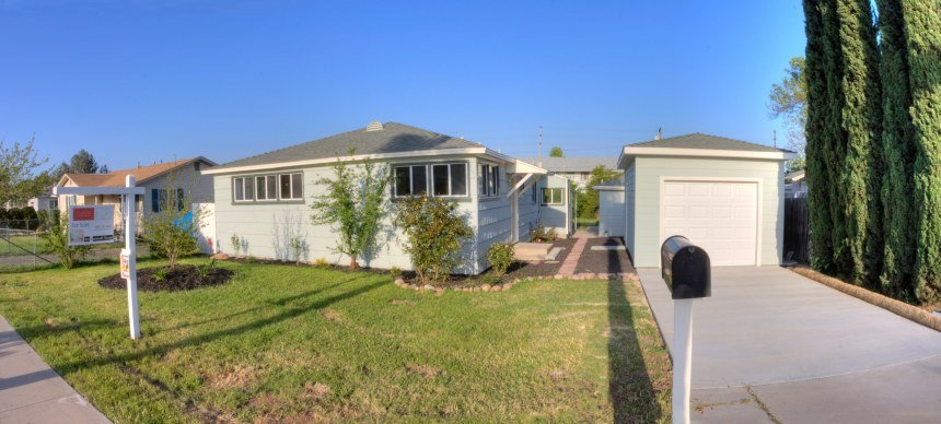 Main Photo: EL CAJON House for sale : 4 bedrooms : 223-225 Richfield Ave.